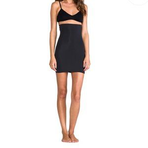 SPANX Lust Have High-Waist Half Slip in Black